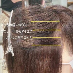 白髪染めで髪のパサつく原因と+正しいお手入れ法