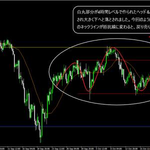 ドル円 +50pips ¥450.000 2020.10.27