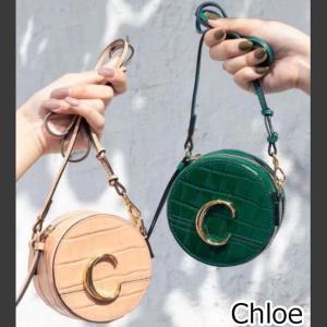 [クロエ] Chloe 「C」ショルダーバック