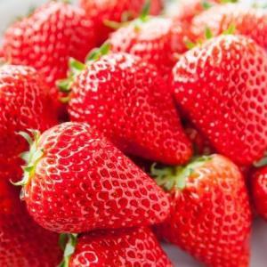 いちごに含まれる豊富なビタミンCに美容効果や健康効果が!