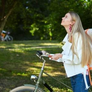 自転車は移動だけではない!サイクリングで有酸素運動を!