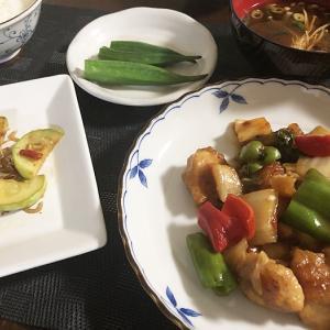 超健康梅ジュース&胸肉と白菜の鶏チリ