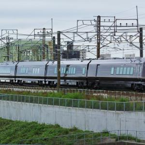 E655系の上野~勝田ツアー列車