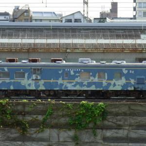 尾久に残っていた検測車マヤ34-2004