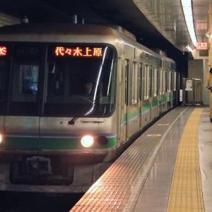 短命すぎた東京メトロ06系