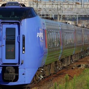 キハ283系 定期列車から引退へ
