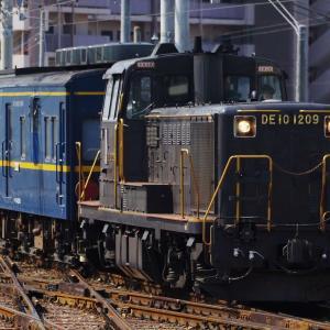JR九州の黒いDE10