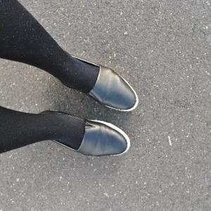 KIBERAで靴を買ってみた