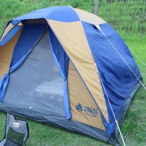 久しぶりのテントキャンプ