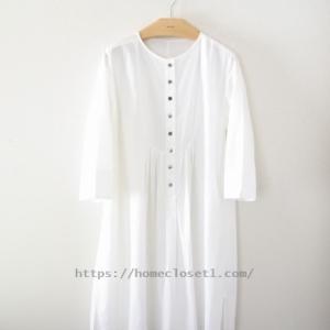 オススメのパターン:チュニックドレス【小原洋子_心地いい服 わたしのスタイル】