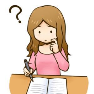 勉強しない日があると罪悪感・・