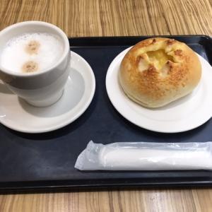 パン屋さんランチ