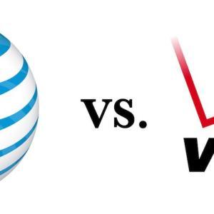 5Gが明暗を分ける!今買うべき株はAt&tかベライゾンか?