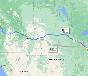 カナダ人は長距離運転が好き(トロントに向かってレッツラゴー 第5話その2)
