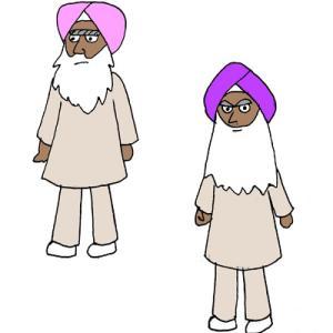 どうしてもインド人が見分けられない私