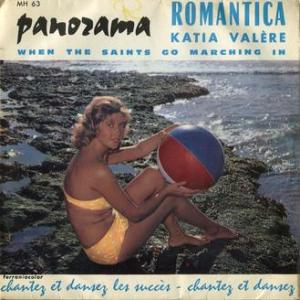 ★WHEN THE SAINTS GO MARCHING IN / HAROLD McNAIR(Panorama - France)★