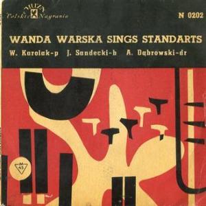 ★WANDA WARSKA SINGS STANDARTS(Muza-Poland)★