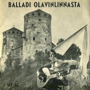 ★ANNIKKI TAHTI / Balladi Olavinlinnasta(Scandia - Finland)★