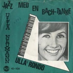 ★ULLA NEUMANN TRIO (RCA-Denmark)★