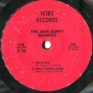 ★JACK DUFFY QUARTET (WJBV - USA)★