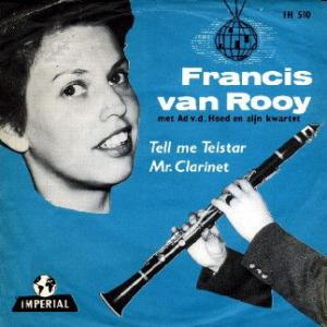 ★ FRANCIS VAN ROOY (Imperial-Holland)★
