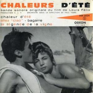 ★CHALEURS D'ETE / FERNAND CLARE (Oden - France)★