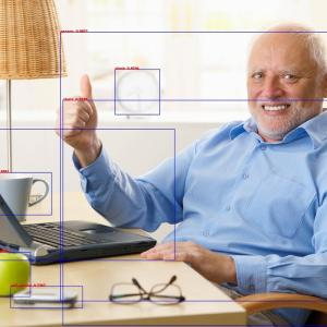 Raspberry PiにYOLOをインストールし物体検知してみる