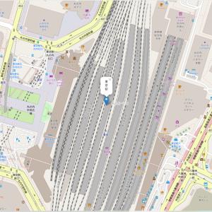 緯度・経度情報からMap上に位置をプロットしてみる