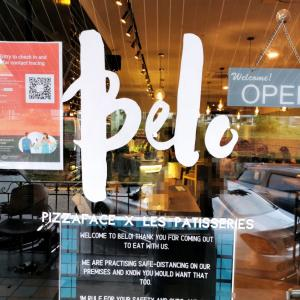 Belo Cafe シンガポール|有名カフェ地区に佇む居心地の良い小さなお店
