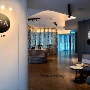 JW Marriott Singapore オシャレな空間でゆったりスパ@SPA by JW