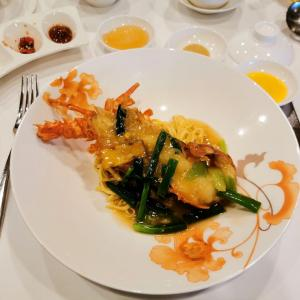 Summer Palace シンガポールの1つ星絶品中華を食べてきた