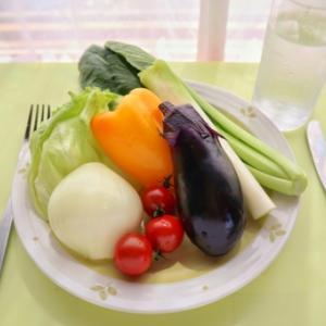 ダイエット食生活の見直し