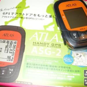 GPSレシーバー購入しました!