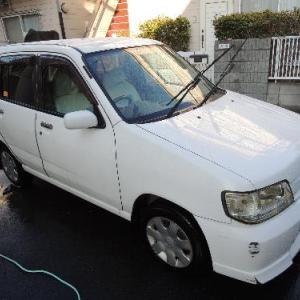 洗車しました!