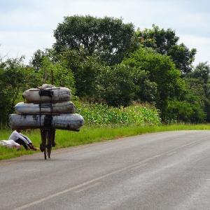 マラウイ最後の町へ 2020年3月15日(日)   828日目(Lilongwe→Mchinji)