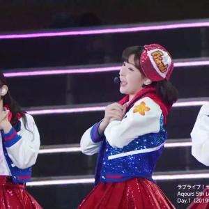 『03.青空jumping heart』 / Aqours 5th LoveLive! ~Next SPARKLING!!~ Online Viewing Day.1【実況まとめ】