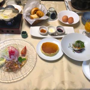 ☆高原のホテル ラパン☆  朝食編