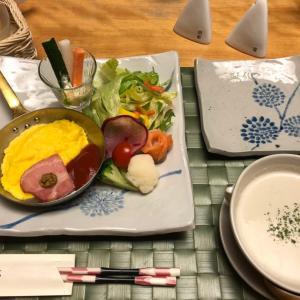 ☆櫻湯 山茱萸☆  朝食・館内編