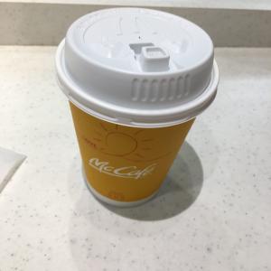 マクドナルド コーヒー