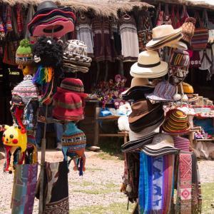 【旅行】3人パーティーの絆とモコモコの帽子【ペルー編 part3】