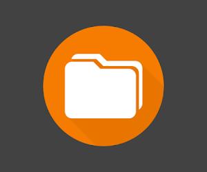 スマホの画像ファイルを一箇所にまとめる【「シンプルファイル管理」アプリ】