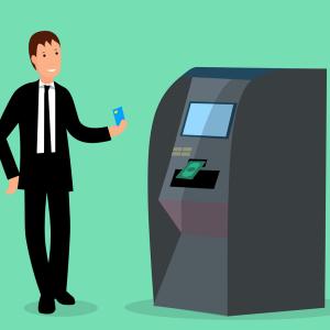 もし、ATMを使わなくなったら