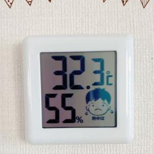 ´´(;´ρ`A) 暑かったぁ~