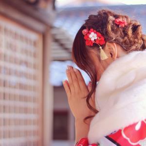 着物で初詣ー寒いときの防寒対策をご紹介!