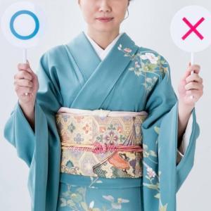 卒業式・入学式の母親の着物で小紋はOK?着る場合の注意点やコーディネートは?
