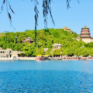 【北京】世界遺産巡り「頤和園」