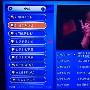 中国にいながら日本のテレビ番組見放題