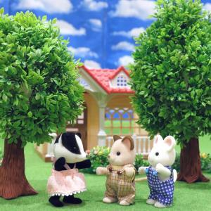 【製作】木の作り方・トイツリー