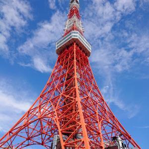 10月18日の 東京タワー がキレイだったのであげてみる