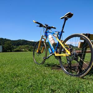 マウンテンバイクで多摩川100km走ってきた